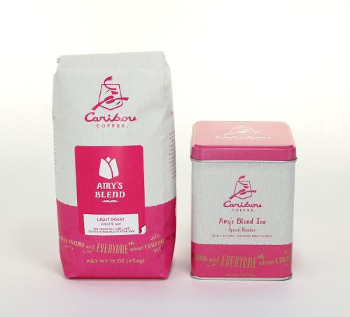 Caribou Coffee Breast Cancer