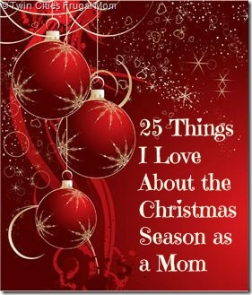 25 simple things i love about the christmas season as a for Things to get mother for christmas