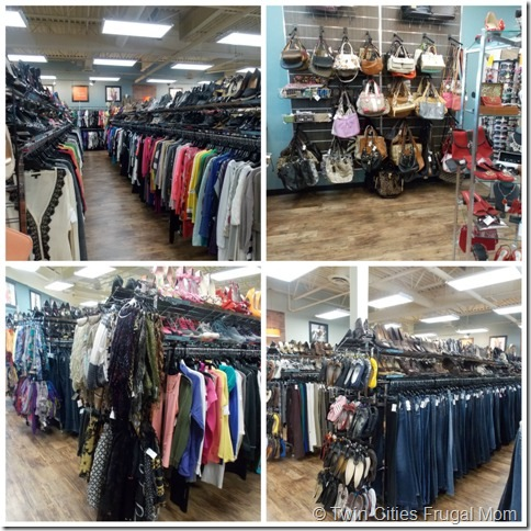 Resale Clothing Store Th St