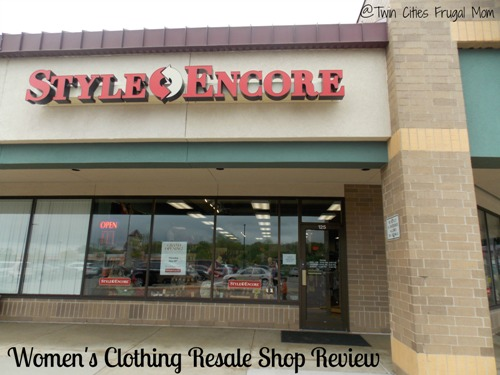 Encore clothing store