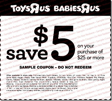 Toys r us december 2018 coupons