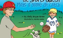 "Locally-Authored ""Shelly Bean the Sports Queen"" Children's Book Giveaway"