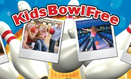 Kids Bowl Free – A Summer Program for Kids to Bowl 2 Free Games Every Day!