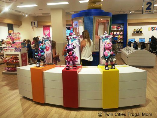 Inviting Layout Where Customers Are Greeted By Familiar And Fun Characters But Also Some Of Their Own Such As The Honey S Build A Bear