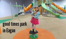 Our Great Time at Good Times Park in Eagan