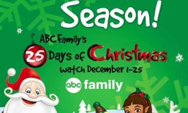 ABC Family's 25 Days of Christmas on DVD (and TV Schedule) 2015