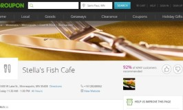 Discover New Restaurants and More with Groupon Pages