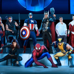 Discount Tickets for Marvel Universe LIVE! Superhero Action Spectacular at Target Center (April 2016)