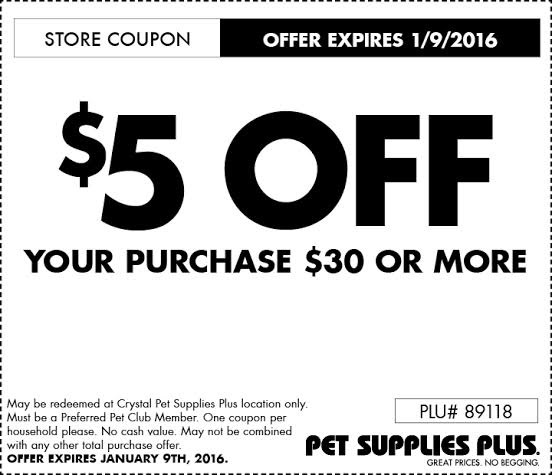 graphic about Printable Pet Coupons identified as Help you save $5 with Printable Coupon for Doggy Elements In addition in just
