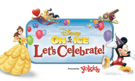 """Discount Tickets for Disney on Ice """"Let's Celebrate"""" at Target Center (February 2016)"""