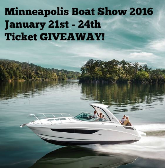 Minneapolis boat show discount coupons