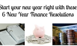Start your new year right with these 6 New Year Finance Resolutions