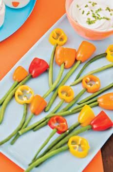 veggieflowers