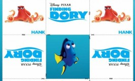 Finding Dory Memory Game & More Free Printables!