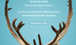 Free Samples of Caribou Coolers at Caribou Coffee – May 5th from 3-5pm