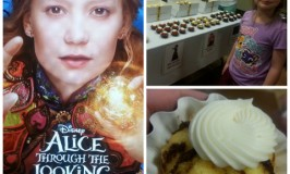 Alice Through the Looking Glass in Theatres Now – Review & FREE Activity Sheets