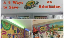 Crayola Experience Mall of America Review & 6 Ways to Save on Admission