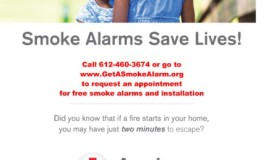FREE Smoke Alarms Installed in Your Home from American Red Cross