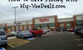 How to Save Money with Hy-VeeDeals.com (& $50 Gift Card Giveaway!)