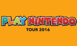 Play Nintendo Tour at the Mall of America July 8 – 10