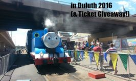 Day Out with Thomas in Duluth 2016 (& Ticket Giveaway!)