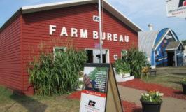 Visit the Minnesota Farmers Bureau Booth at the Minnesota State Fair 2016