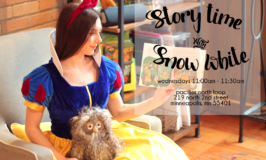 Free Storytime with Snow White at Pacifier North Loop in Minneapolis on Wednesdays