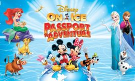 "Discount Tickets for Disney on Ice ""Passport to Adventure"" in St. Paul December 2 – 3 (2016)"