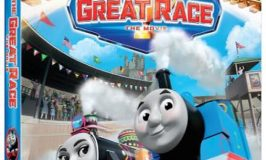 Thomas & Friends: The Great Race DVD Giveaway (5 Winners!)
