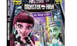 Welcome to Monster High Blu-Ray Combo Giveaway (5 Winners! Ends 10/3)