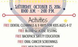 Free Dental Cleanings & Screenings at Herzing University in Mpls on Saturday, October 15th