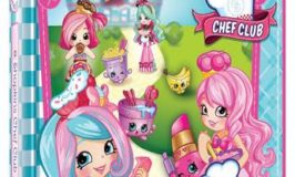 Shopkins Chef Club now on Blu-Ray/DVD & Giveaway (5 Winners!)