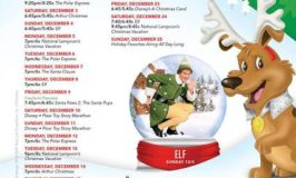25 Days of Christmas TV Schedule for Freeform (formerly ABC Family)