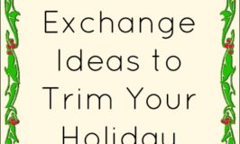 9 Christmas Gift Exchange Ideas to Trim Your Holiday Spending (from Coupons.com)