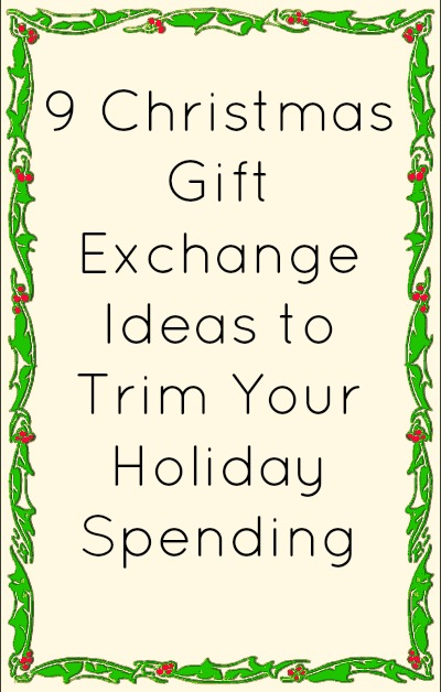 9 christmas gift exchange ideas to trim your holiday for Mens gift exchange idea