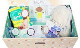 Free Baby Box for 2016-2017 Moms-to-Be in the Twin Cities