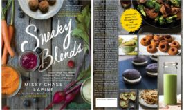 Sneaky Blends by Missy Chase Lapine (Cookbook Review)