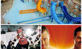 Discounts for Water Park of America, North Star Roller Girls & Hunky (Naked) Magicians