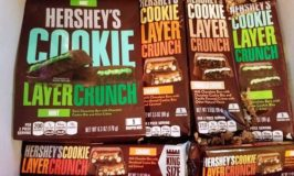 Hershey's Cookie Layer Crunch Review & Giveaway