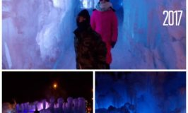 (Updated) A Visual Tour of Ice Castles in Stillwater 2017