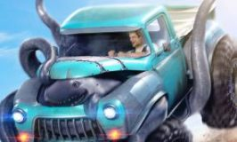 Monster Trucks Movie Review, Clips & Free Activity Sheets