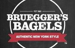 Bruegger's Bagels Grand Re-Opening in Edina – Thursday, February 16 (Get a FREE Bagel or other treat!)