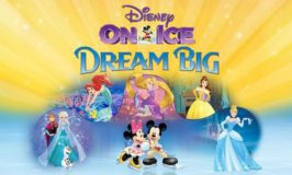 "Discount Tickets for Disney on Ice ""Dream Big"" at the Target Center March 1-5"