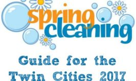 Spring Cleaning Guide for the Twin Cities 2017