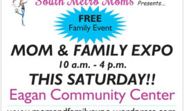 "5 Reasons to Attend the FREE South Metro Moms ""Mom & Family Expo"" in Eagan April 8th"