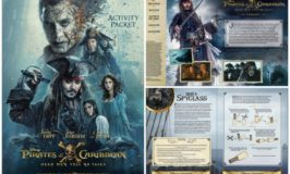 Free Printable Activity Book – Disney's Pirates of the Caribbean: Dead Men Tell No Tales