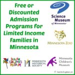 Free or Discounted Admission Programs for Limited Income Families in Minnesota