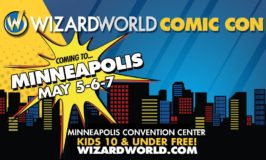 Wizard World Comic Con in Minneapolis May 5 – 7 (Flash Giveaway – Ends May 2!)