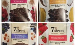 7th Street Confections Dark Chocolate Thins from Pearson's in St. Paul (Review)