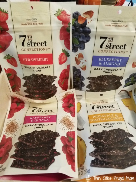 Th Street Dark Chocolate Thins